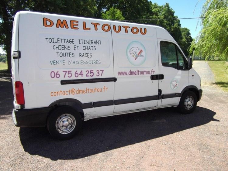 Camion Dmeltoutou