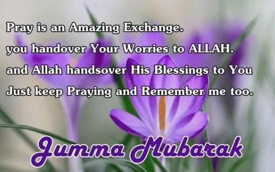 250 beautiful jumma mubarak wishes messages sms quotes dmessages jumma mubarak greetings m4hsunfo