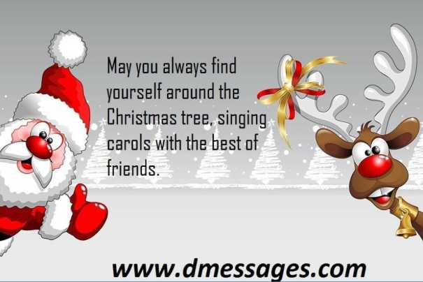 Funny Christmas Wishes For Friends 2018