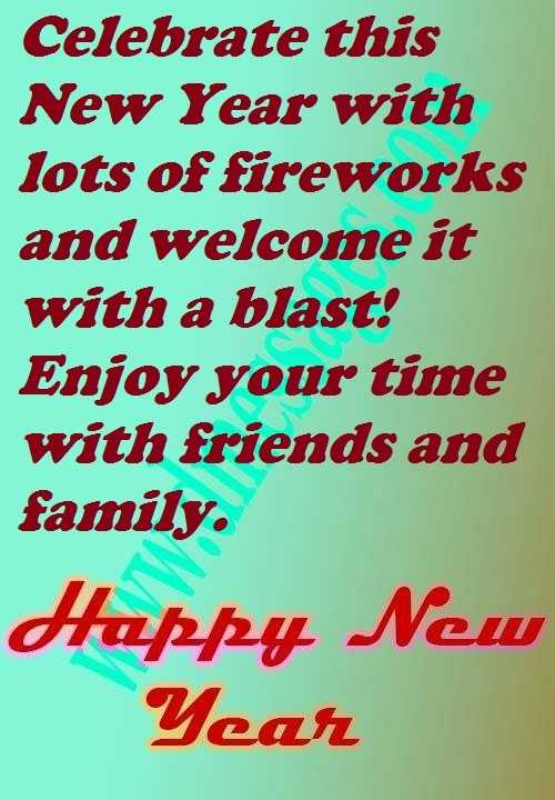 Image of: Love Inspirational Happy New Year Quotes Dmessages Happy New Year 2019 Quotes For Friends Family Loveinspirational