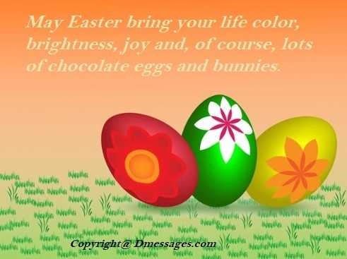Easter 2021 messages