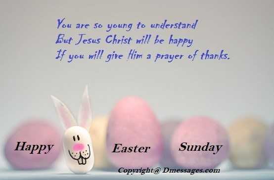 Easter messages 2020