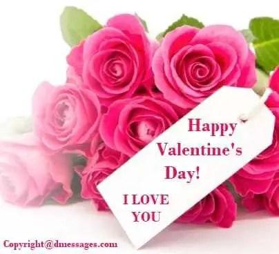 Valentine 2020 sms