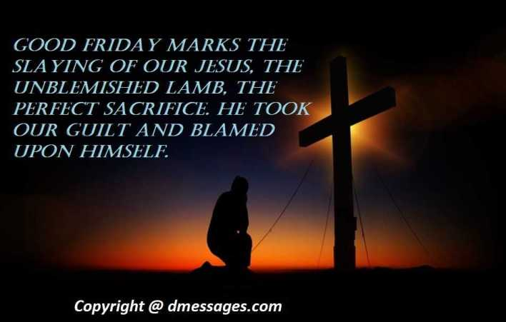 good friday greetings 2021