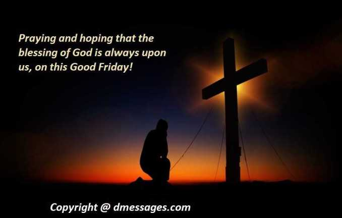 good friday greetings messages