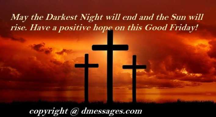 good friday greetings to love ones