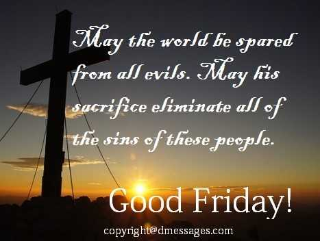 happy good friday wishes in hindi