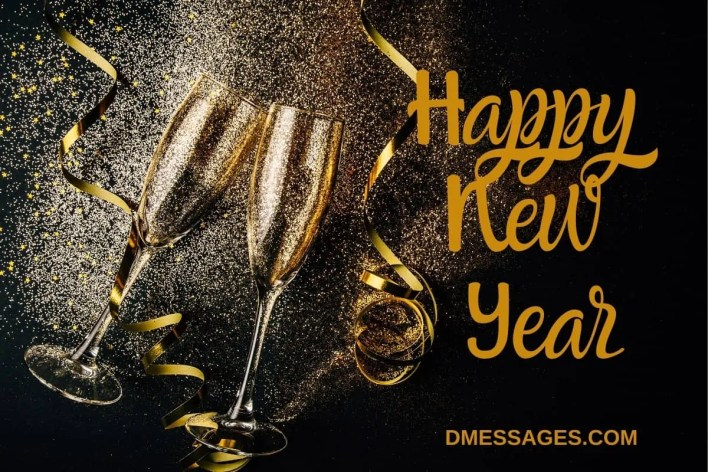 Happy New Year Wishes for Husband