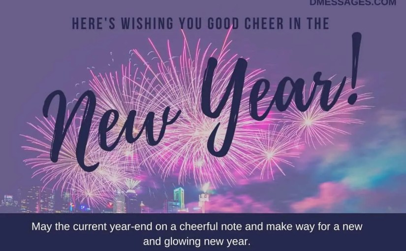 300+ Happy New Year Wishes 2020   How to write happy new year wishes