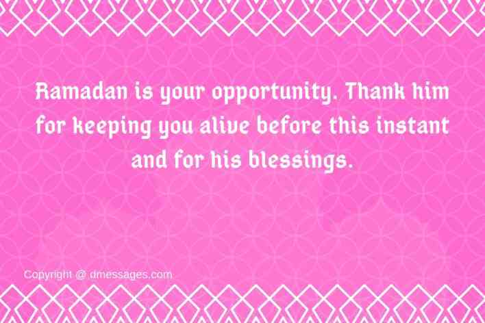 Ramadan kareem messages 2021-Short ramadan messages