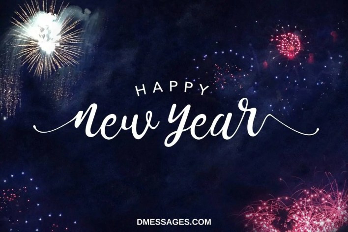 Short Happy New Year Wishes