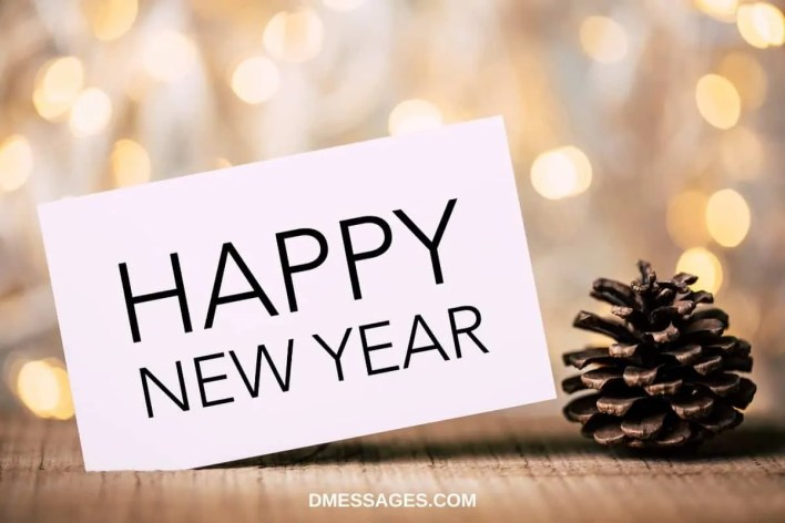 Special Happy New Year wishes