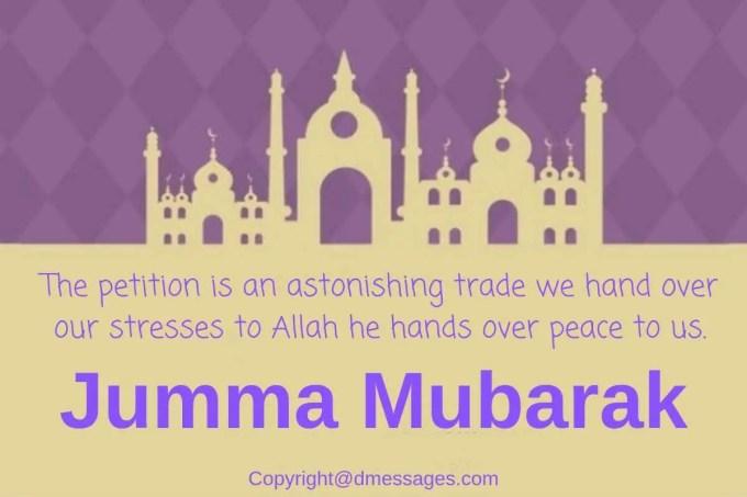 250+ Beautiful Jumma Mubarak Wishes Messages - SMS - Quotes