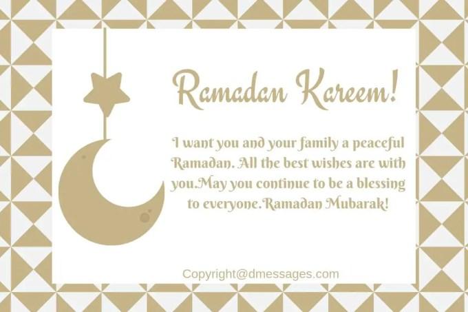 60+ Beautiful Ramadan SMS - Ramadan kareem SMS wishes Images Text