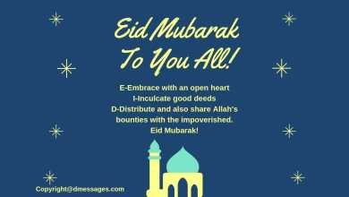 Photo of *BEST* 50+ Happy Eid Mubarak Wishes Messages, Greetings, Quotes