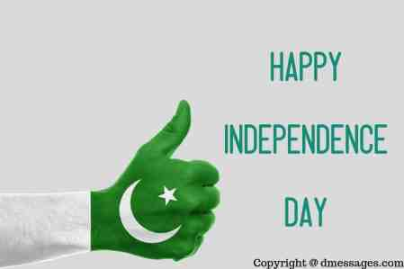 Happy independence day pakistan wishes