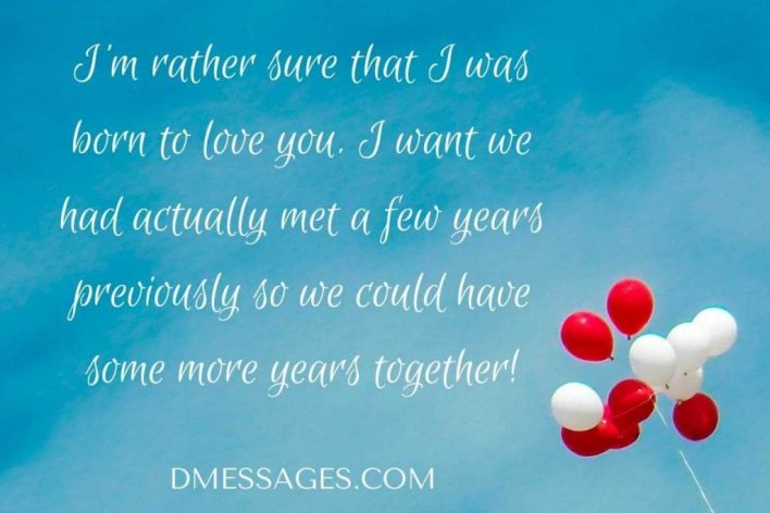 Cute Love Messages For Her