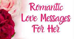 Love Messages For Her