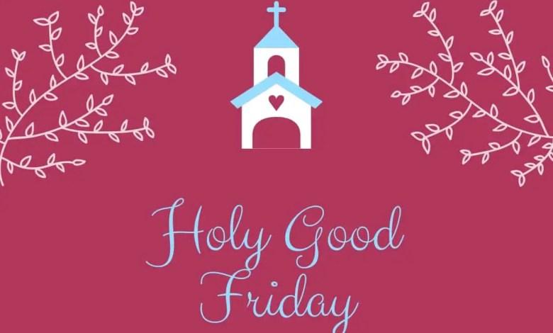 Holy Good Friday