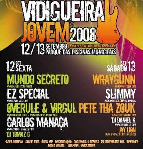 Festival Vidigueira 2008