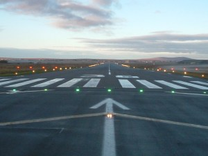 stornaway airport runway