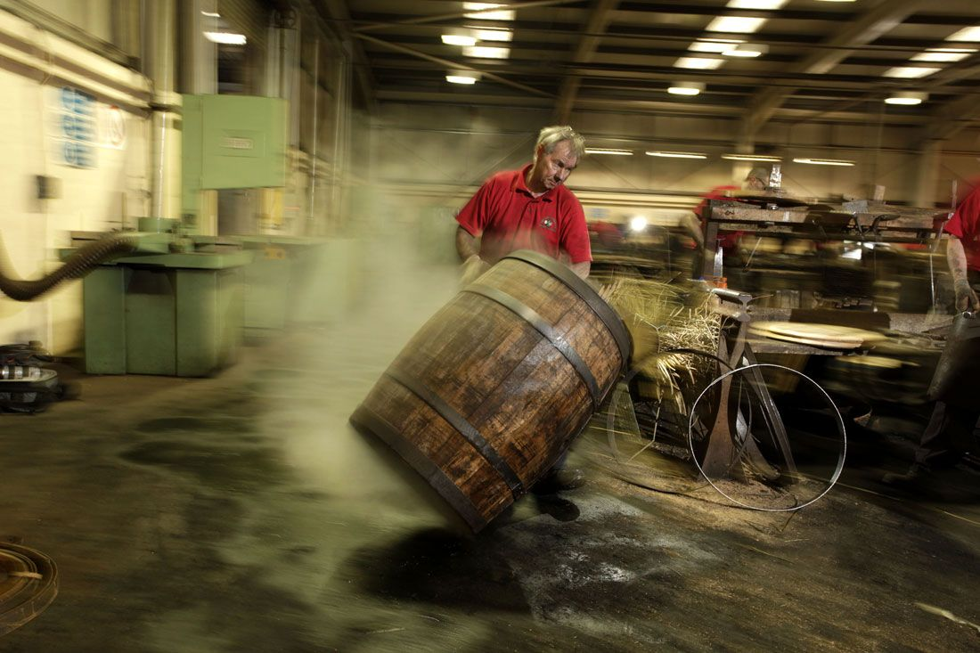 whisky-cooperage