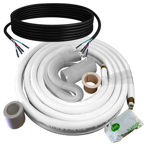 PIONEER® DUCTLESS MINI-SPLIT AIR CONDITIONER HEAT PUMP SYSTEM FULL SET