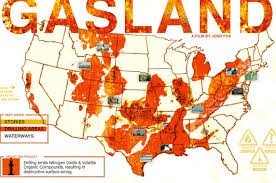 Earthquakes increase in Fracked Areas