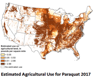 Paraquat: a Non-Selective Killer with a Dark Past
