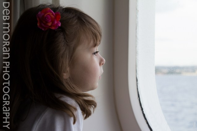 Gazing out to Sea