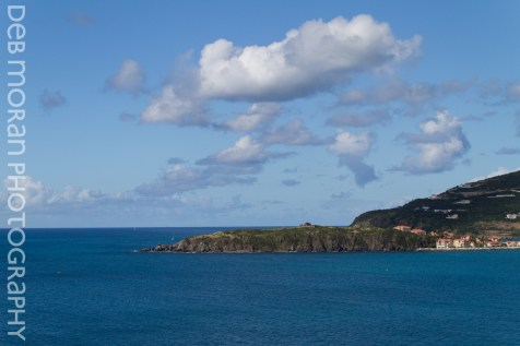 Looking out to Sea - St. Martin