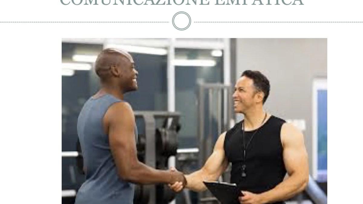 Comunicare per motivare nel fitness
