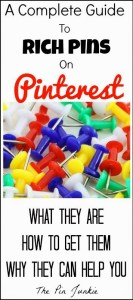 Pinterest-Rich-Pins-133x300 How to Generate Pinterest Traffic