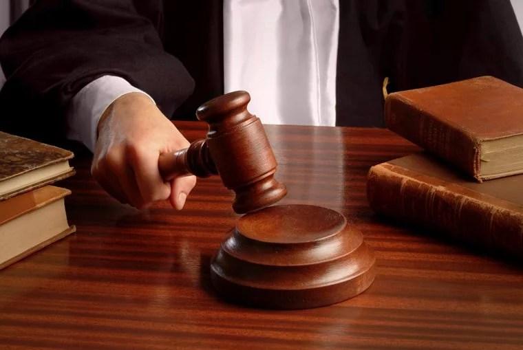 sanction pénale au tribunal