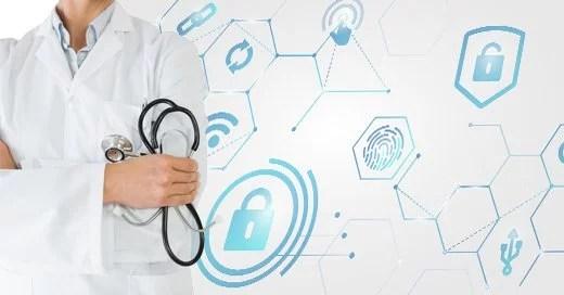 sécurité les données de santé du cabinet médical