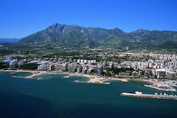 Marbella Coastline