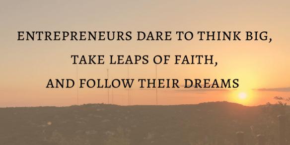 DMR Accounting, Entrepreneurs, Business development, leaps of faith, YES program, yearly entrepreneur success, entrepreneur support