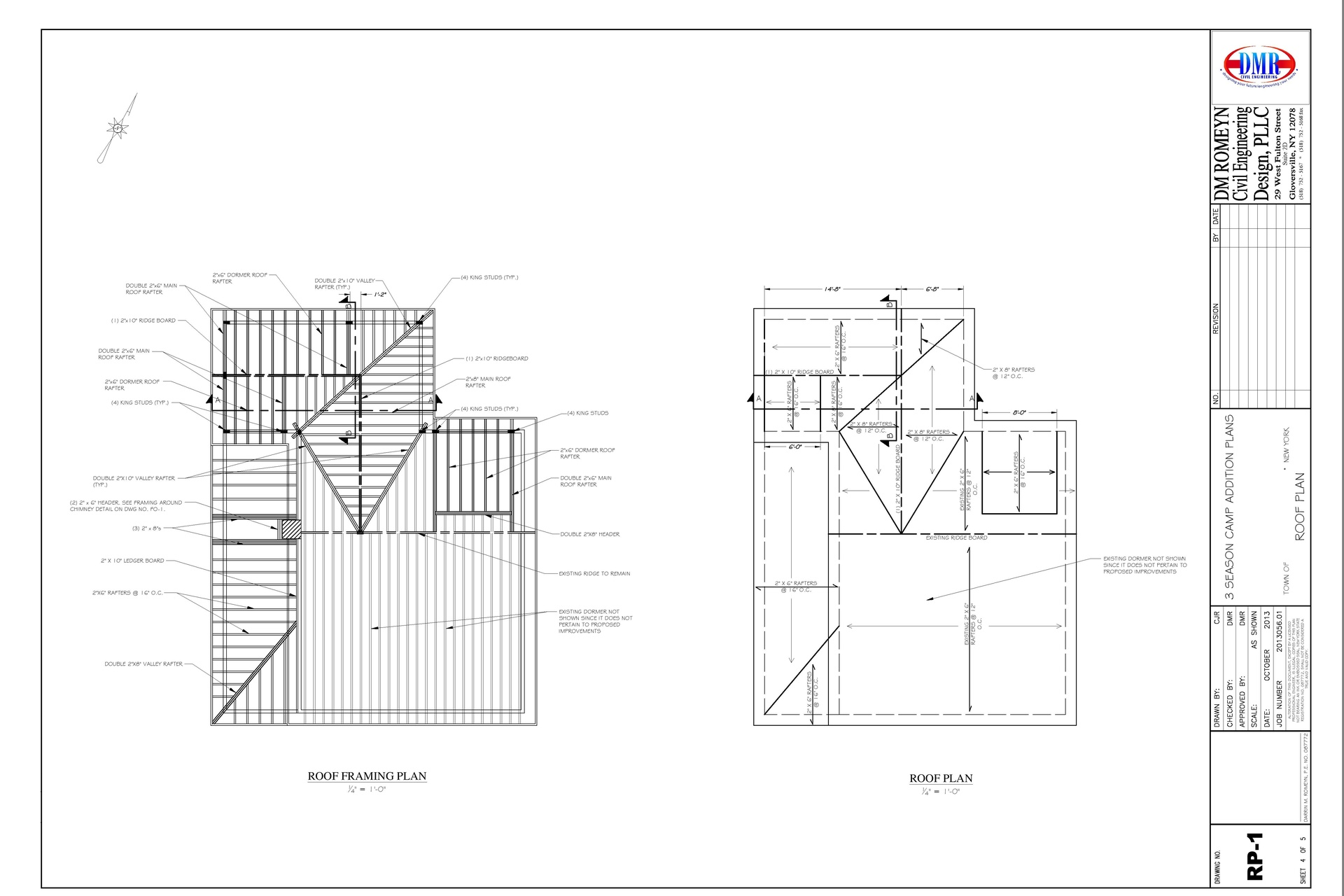 Roof Design Examples