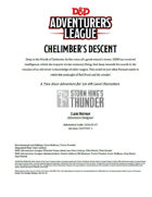 The Great List of Dungeons & Dragons 5E adventures | Merric's Musings