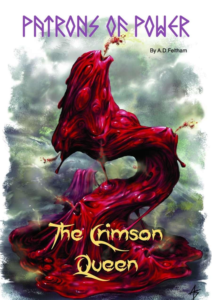 Warlock Patrons Of Power The Crimson Queen Dungeon