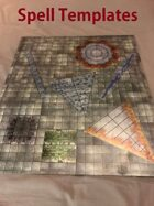 Spell Templates Dungeon Masters Guild Dungeon Masters Guild