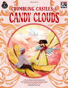 WBW-DC-FDC-05 Crumbling Castles and Candy Clouds