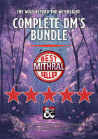 The Wild Beyond the Witchlight Complete DM's Bundle and Map Pack