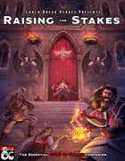 Raising the Stakes - The Essential Curse of Strahd Companion