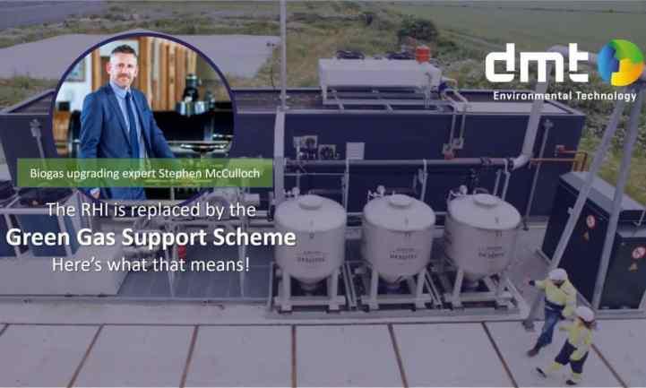 DMT_Green gas support scheme