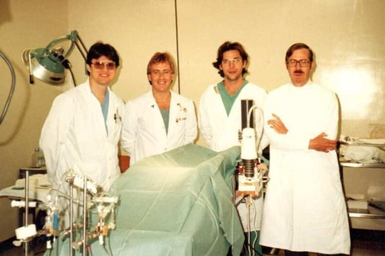 Pioneering students in the Class of 1986 showed osteopathic students were capable of advanced research.