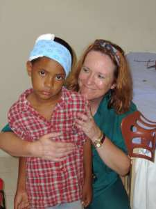 PA program director on global health trip