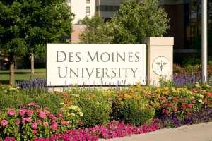 DMU campus