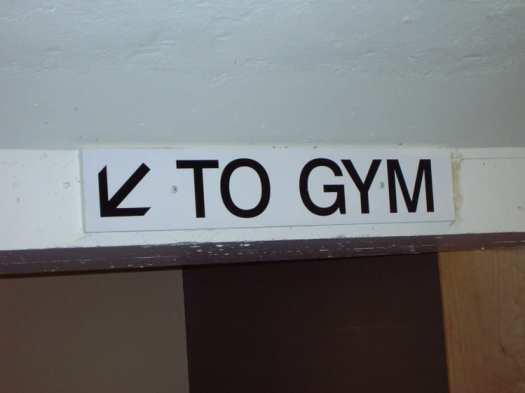 Go here. Or take a walk or take the stairs - just take the time to get in some exercise.