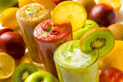 Smoothies are delicious, nutritious and just fun to say.